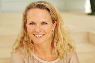 Private Yogalehrerin und diplomierte Ayur-Yogatherapeutin