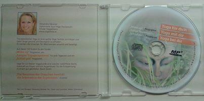 Yogartistas erste CD